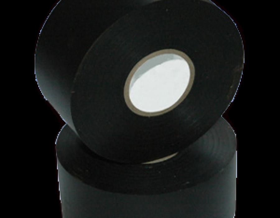 Black 20 mil Heavy Duty SPVC Vinyl Pipe Wrap Tape 100 Ft