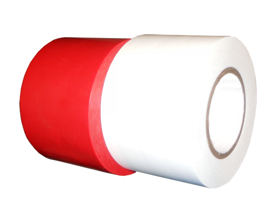 4.5 Mil Low Density Polyethylene Film Tape